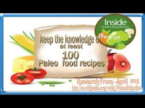 Easy Healthy Paleo Diet 300 Recipes Best Book Ever