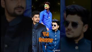 VJ Sunny Kalyana Vaibhogam Serial Fame | Vachadayo Swami Song | #kalyanavaibhogamserial