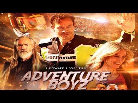 ADVENTURE BOYZ Official Trailer #1 (2019) Howard J Ford