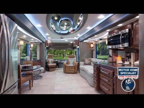 $1.2M Foretravel Luxury RV Review for Sale at Motor Home Specialist
