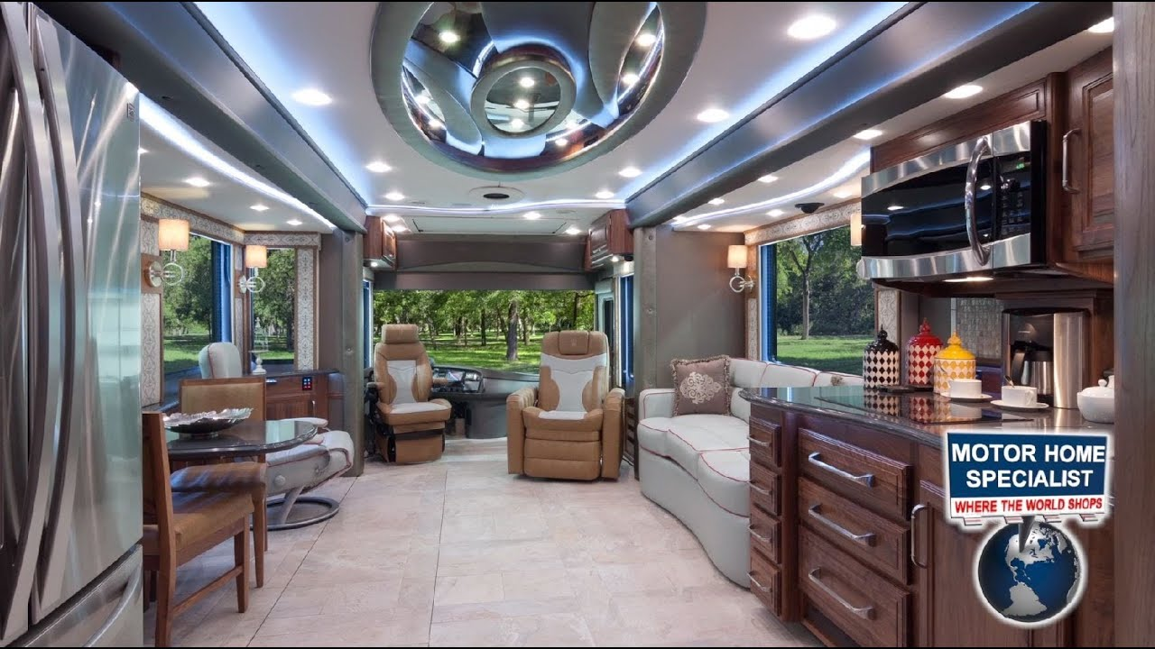 Luxury rv for sale