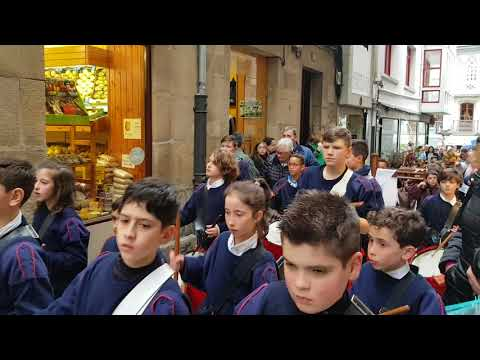 Semana Santa infantil de Viveiro