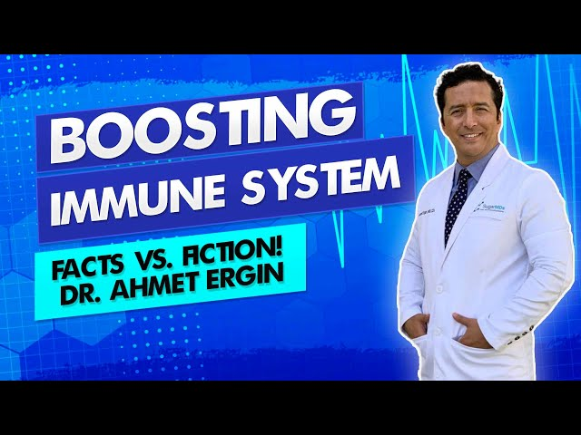 Doctor Explains: Can you boost your immune system?