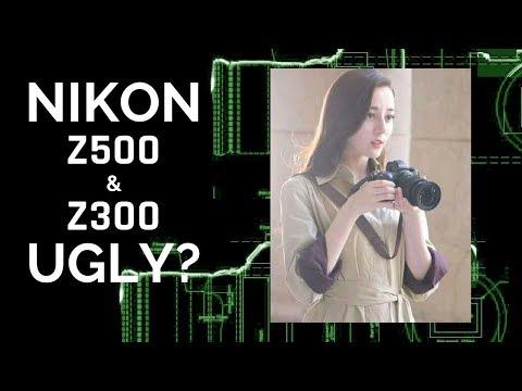 Is the Nikon MIRRORLESS Camera UGLY?