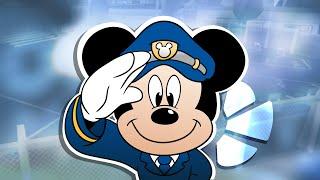 Mickey Mouse spielt | MICKEY IST DIE POLIZEI | Roblox Jailbreak