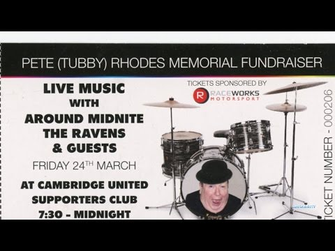 Pete Rhodes Memorial Fundraiser 2017
