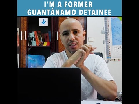 Former Guantanamo Detainee Speaks Out