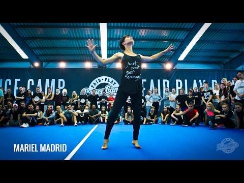 ★ Mariel Madrid ★ Make Me Lovely ★ Fair Play Dance Camp 2016 ★