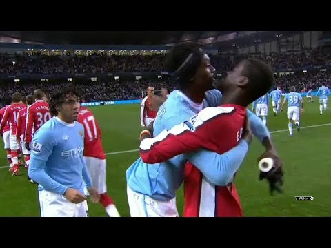 Manchester City 3-0 Arsenal - League Cup 2009/2010