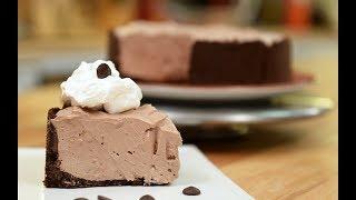 Çikolatalı Negrolu Cheesecake - Semen Öner - Yemek Tarifleri