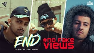 End (Full Song) | Pinder Sahota Feat. Lil Daku and A Dust | Latest punjabi songs 2018