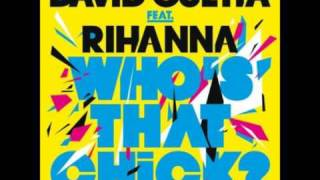 Play Who's That Chick (Feat. Rihanna)(Edit Version)
