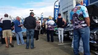 Startup Of The 2016 Pacific Ford Total Performance Car Show