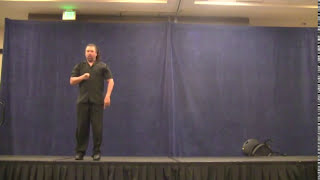 Fred Beam in Keith Wann's ASL Comedy Tour 2014