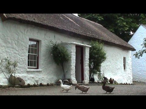 Ulster American Folk Park, Omagh County Tyrone.