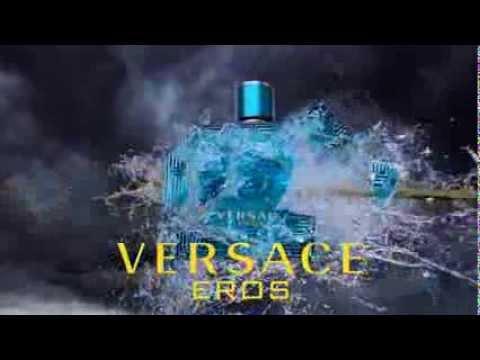 1737d4e161 Comercial Versace Eros Masculino Eau de Toilette - YouTube