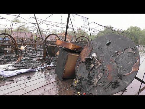 Четыре жизни унесла трагедия в детском палаточном лагере в Хабаровском крае.
