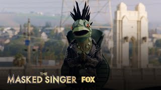 The Clues: Turtle | Season 3 Ep. 14 | THE MASKED SINGER