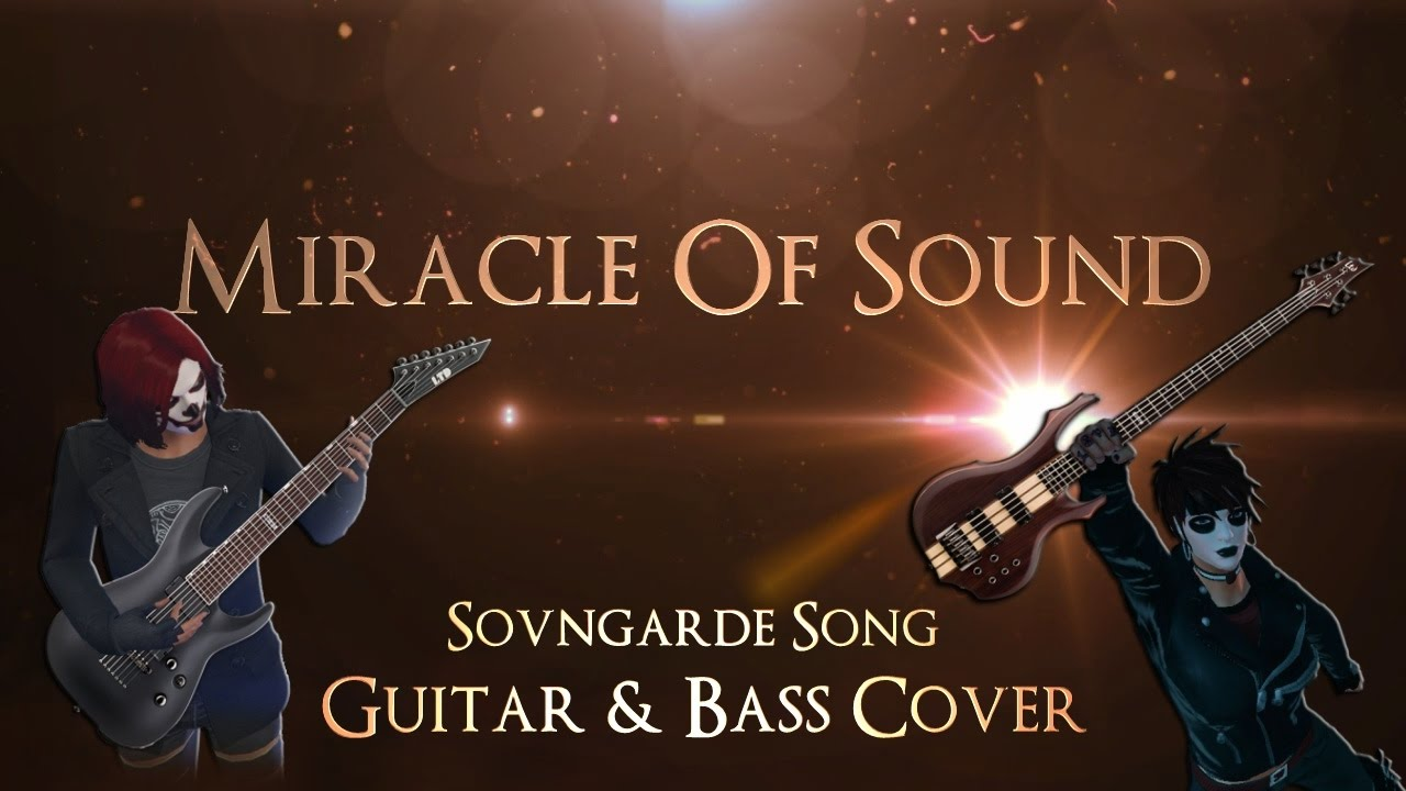 miracle-of-sound-sovngarde-song-2016-guitar-bass-cover-stammrain-music-channel