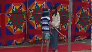 Uchek langmeidong || children funny drama || Yaoshang sport 2018