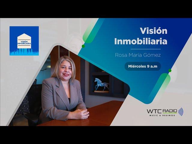 Visión inmobiliaria | Promo WTC Radio