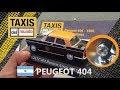 1° Entrega | Taxis Del Mundo | Peugeot 404 Buenos Aires 1965