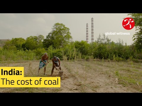 Global Witness | India: The cost of coal