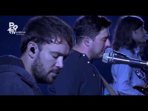 Mumford and Sons live at Pukkelpop 2017