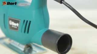 Обзор электро-лобзика BPS-500-P по дереву, пластику и металлу