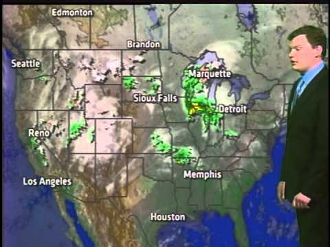 Weather On Demand: April 8, 2013