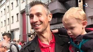 Manifestation des Pompiers à Limoges ce samedi