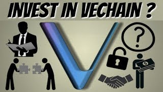 Vechain Coin Review | Cryptocurrency (VEN)