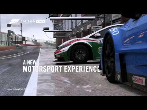 Forza Motorsport 6: Apex gameplay trailer - (1080p)