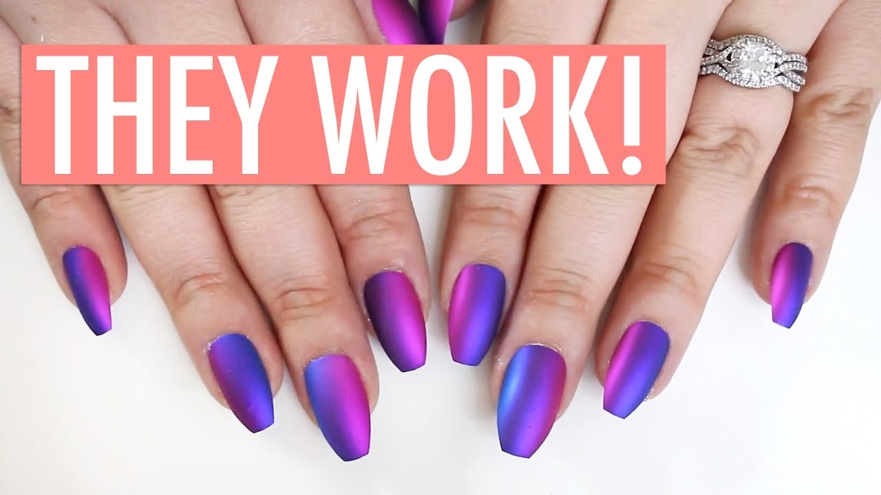 The Best Press On Nails That Last Youtube