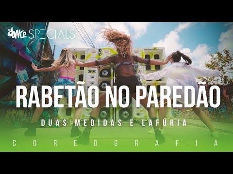 Rabetão no Paredão  - Duas Medidas e LaFúria (Clipe Oficial) | FitDance Specials