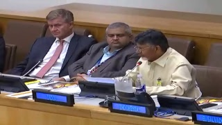 Honorable Chief Minister of Andhra Pradesh  Visit to USA Day 02 Live