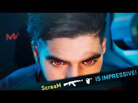 10 случаев когда Scream поразил весь мир (CS:GO)
