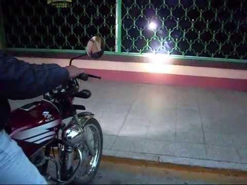 Poderosos faros led para motocicleta youtube - Como instalar lamparas led ...