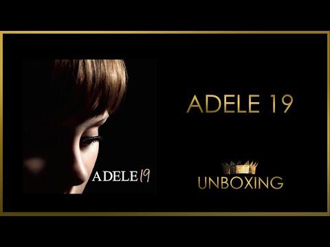 Adele - 19 Unboxing