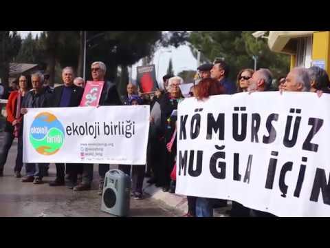 Yatağan Termik Santrali Sembolik Olarak Kapatıldı