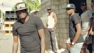 Aidonia  ft. Deablo, Shokryme, Jayds, Size 10  - All 14 [Official Video] - Feb 2013 | @GAF_Team