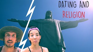 Dating and Religion - Hiking Christ the Redeemer