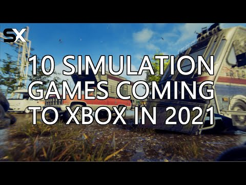 10 Simulator Games Coming To Xbox In 2021