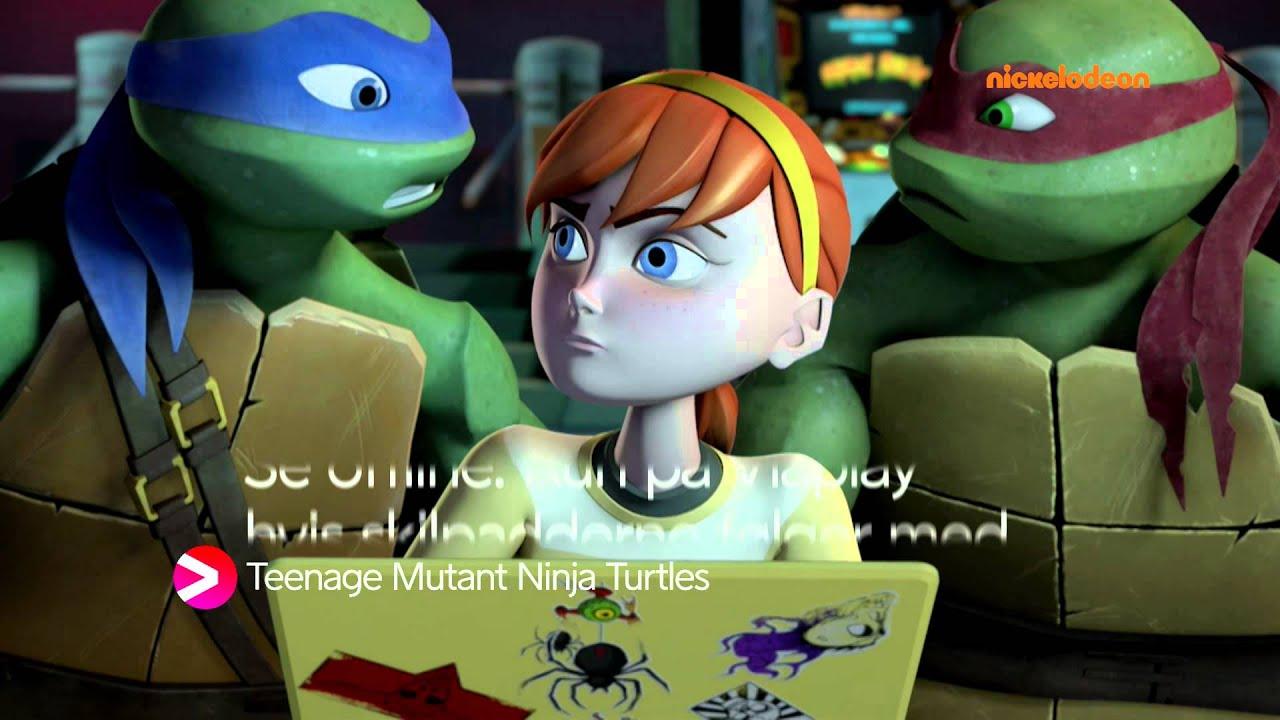 Teenage Mutant Ninja Turtles Viaplay Trailer Youtube