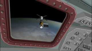 Orbiter 2010 - SKYLAB: Undocking and Flyaround (SL-1)