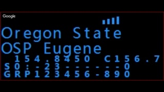 Live police scanner traffic from Douglas county, Oregon.  10/18/2018  1:05 am