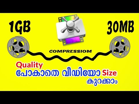 How To Compress Large Video Files Without Losing Quality Upto 96%-By Computer And Mobile Tips