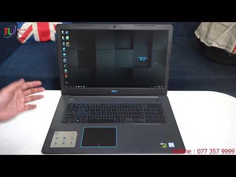 Đánh Giá Laptop Gaming Dell G3  3779 Màn Hình 17 VGA Rời GTX1050Ti Luồng Gió Mới