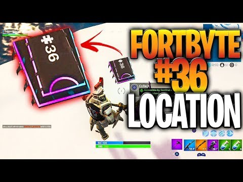 FORTBYTE #36 LOCATION -