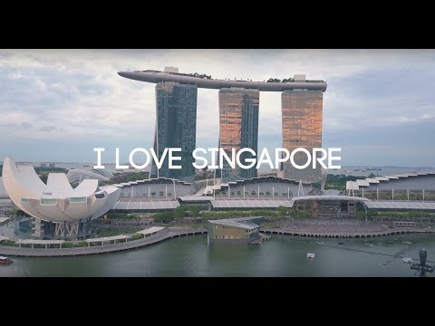 I LOVE SINGAPORE (Feat. Butterworks, Sezairi, Yip Pin Xiu and more)